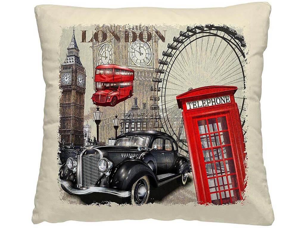 Класс открытка, открытка в лондонском стиле