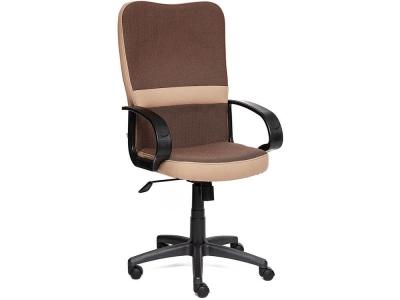 Кресло СH757 ткань Коричневый + Бежевый (26/13)