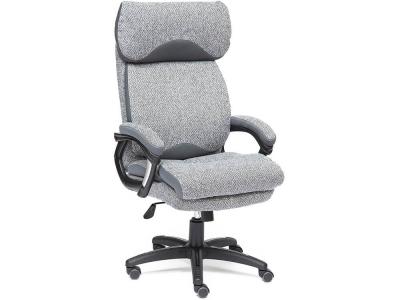 Кресло Duke ткань Серый + Серый (м-24/12)
