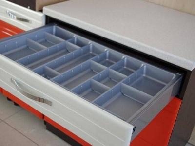 Лоток для столовых приборов Тропикана Л2 для 17.91 Размеры 470х600
