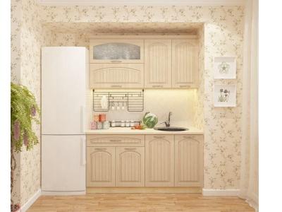 Кухня Перламутр 1600
