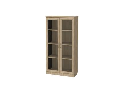 Шкаф для книг артикул 214 дуб сонома