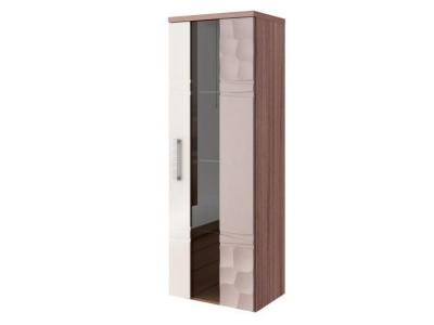 Шкаф-витрина малый универсальный Мокко 33-04 400х330х1200