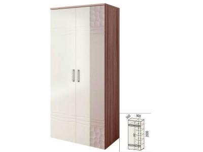 Шкаф для одежды многофункциональный 33-07 900х560х2000