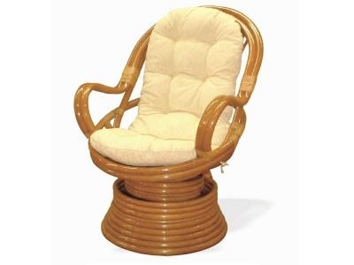 Кресло механическое Ellena коньяк
