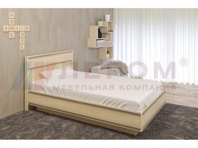 Кровать c подъемным механизмом КР-1001 1200х2000 Ясень Асахи