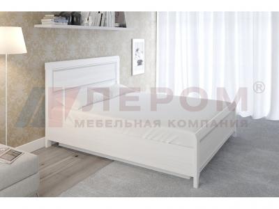 Кровать с подъемным механизмом КР-1024 1800х2000 Снежный Ясень