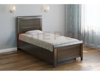 Кровать с ортопедом КР-1025 900х1900 Акация Молдау