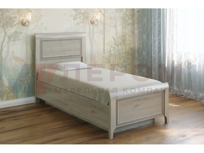 Кровать с ортопедом КР-1025 900х1900 Гикори Джексон светлый