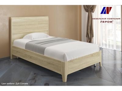 Кровать КР-2861 1200х2000 Дуб Сонома