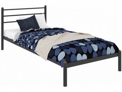 Кровать Милана Мини чёрная