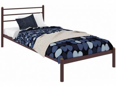 Кровать Милана Мини коричневая