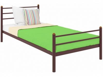 Кровать Милана Мини Plus коричневая