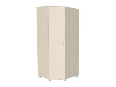 Шкаф для одежды и белья ШК-907 2172х891-891х620 Дуб Беленый