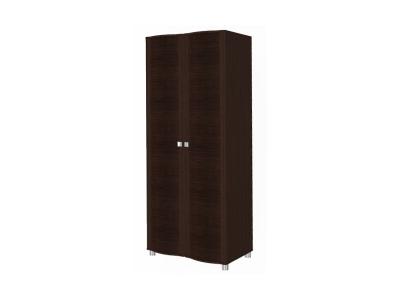 ШК-202 Шкаф для одежды и белья 2172х896х620 Дуб Венге