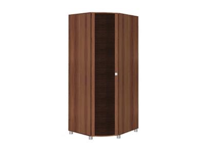 ШК-204 Шкаф для одежды и белья 2172х891х891 Слива Валлис - комбинированный