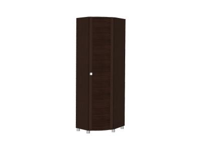 ШК-205 Шкаф для одежды и белья 2172х670х670 Дуб Венге