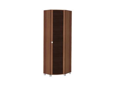 ШК-205 Шкаф для одежды и белья 2172х670х670 Слива Валлис - комбинированный