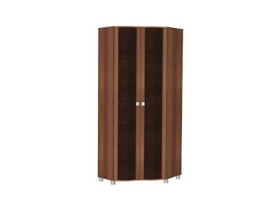 ШК-206 Шкаф для одежды и белья 2172х856х856 Слива Валлис - комбинированный