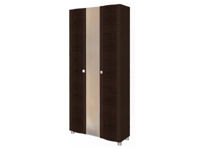 ШК-228 Шкаф для одежды и белья 2172х976х396 Дуб Венге