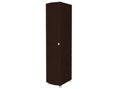ШК-303 Шкаф для одежды и белья 2172х448х620 Дуб Венге