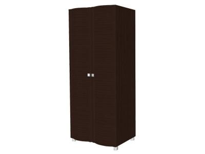 ШК-302 Шкаф для одежды и белья 2172х896х620 Дуб Венге