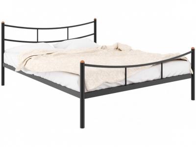 Кровать София Plus чёрная