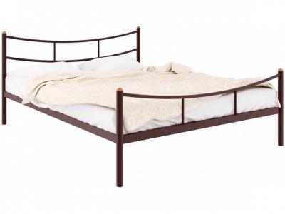 Кровать София Plus коричневая