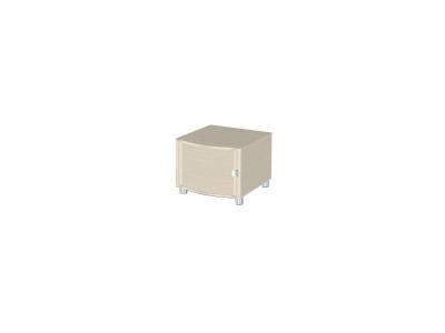 ТБ-308 Тумба нижняя часть 420х540х571 Дуб Беленый