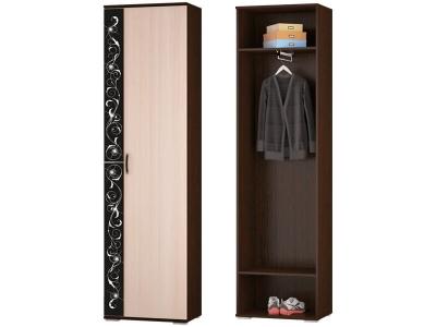 Шкаф для одежды с выдвижной штангой Адажио акция