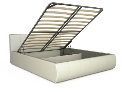 Кровать Афина 2812 с подъемным механизмом белая