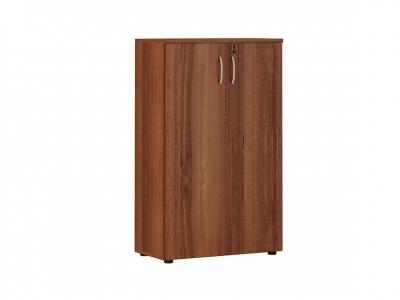 Шкаф 3 секции с дверями ЛДСП 62.64 Альфа 760х390х1230