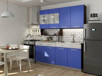Кухонный гарнитур Алиса 10 Синий