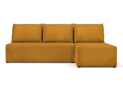 Угловой диван Алиса savana plus yellow кат. 1
