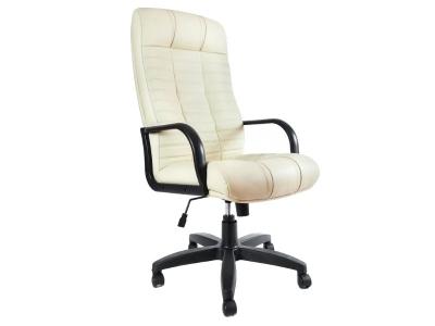 Кресло для руководителя Атлант Ультра Бежевый