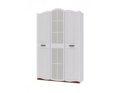 Шкаф для одежды 3-х дверный Белла ИД 01-349 450х1352х2136