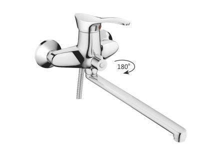 Смеситель для ванны CN2201 хром