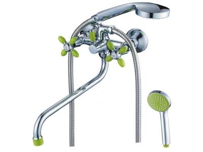 Смеситель для ванны CN22127-12 зеленый