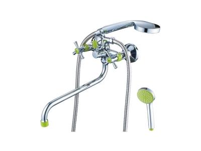 Смеситель для ванны CN22142-12 зеленый