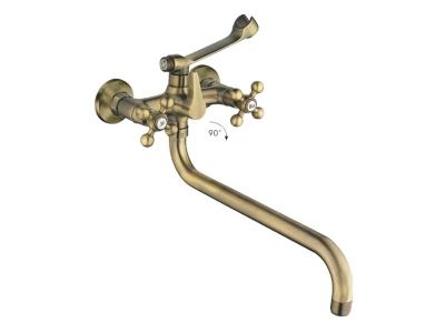 Смеситель для ванны CN2619-4 под бронзу
