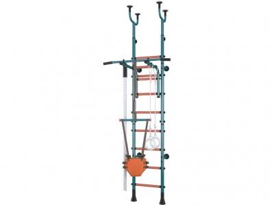 Детский спортивный комплекс Polini Sport Active комбинированный, бирюзовый