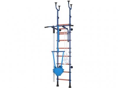 Детский спортивный комплекс Polini Sport Active комбинированный, синий