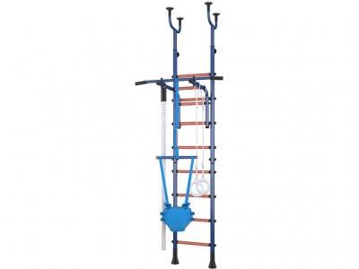 Детский спортивный комплекс Polini Sport Neo враспор, синий