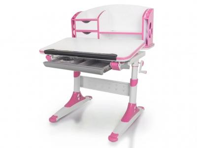 Парта Mealux Aivengo - S BD-708 WP розовая