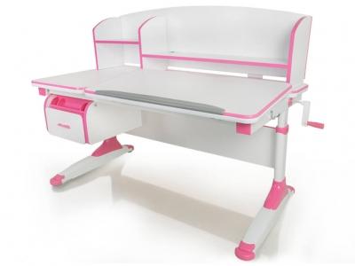 Парта Mealux Bruno BD-420 WP розовая