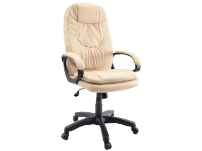 Компьютерное кресло Dikline CL44-39 к/з крем