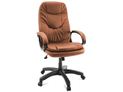 Компьютерное кресло Dikline CL44-37 к/з паприка