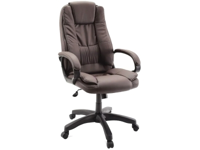 Компьютерное кресло Dikline CL45-34 к/з шоколад