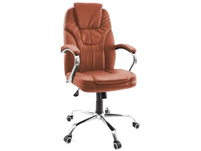 Компьютерное кресло Dikline CC60-37 к/з паприка