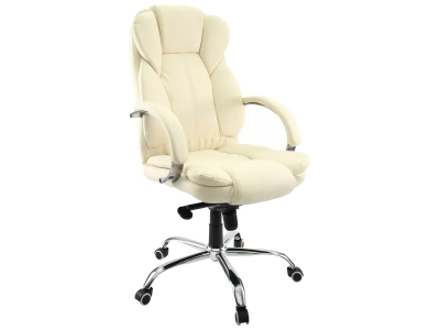 Компьютерное кресло Dikline CC61-39 к/з крем